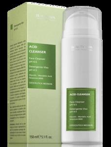 Очищающий кислотный стронг-гель «АЦИД КЛИНСЕР pH 4,5» для всех типов кожи / Beauty Spa Acid Cleanser