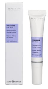 Осветляющий крем «Айс-Праймер» для борьбы с тёмными кругами и дряблостью век / Beauty Spa Eyes primer