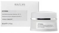"Суперувлавжняющий укрепляющий крем ""Гидра"" SPF-15 / Beauty Spa Hydra Face Moisturizing Day Treatment SPF 15"
