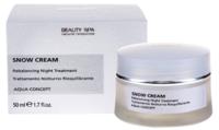"""Восстанавливающий anti-age себум-баланс """"Сноу Крем"""" / Beauty Spa Snow Cream"""