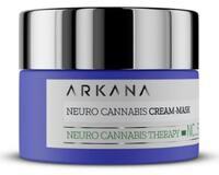 Восстанавливающая крем маска / Arkana Neuro Cannabis Cream-Mask