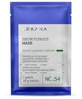 Восстанавливающая маска пластырь / Arkana Snow Fungus Mask