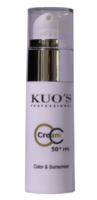 CC Крем солнцезащитный тонирующий для лица SPF 50+ / Kuo's Professional CC Cream FPS 50+