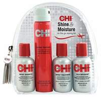 Дорожный набор / CHI Shine & Moisture Travel Kit