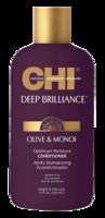 Увлажняющий кондиционер / CHI Deep Brilliance Olive & Monoi Optimum Moisture conditioner