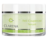 Активная сыворотка для сосудистой кожи, уменьшает воспаление / Clarena Anti Couperose Serum