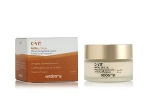Увлажняющий крем против морщин / Sesderma С-VIT Face Cream
