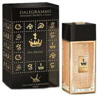 Парфюмированная вода / Dali Haute Parfumerie Daligramme Ma Reine