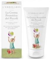 Детский защитный крем для чувствительной кожи лица и тела / L'Erbolario La Crema Protettiva