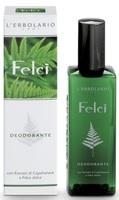 """Дезодорант """"Папоротник"""" / L'Erbolario Felci Deodorante"""
