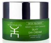 Дневной крем для лица / GLI Elementi Detox Line Silky day Cream