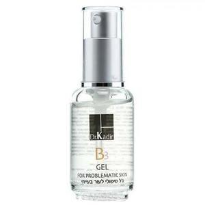Гель для проблемной кожи лица / Dr. Kadir B3 Treatment Gel For Problematic Skin