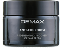 Регенерирующий крем-флюид SPF15 / Demax Anti-couperose Regenerating Recovery Cream SPF15