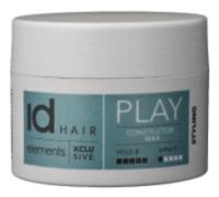 Воск суперсильной фиксации / idHair Play Constructor Wax