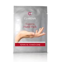 Перчатки для экспресс-ухода за кожей рук / Clarena Sensual Hand Line Express Hand Pack