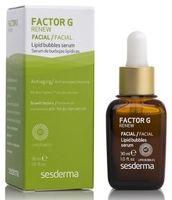 Омолаживающая сыворотка с липидными везикулами / Sesderma Factor G Lipid Bubbles serum