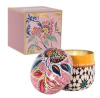 Парфюмированная свеча / Fragonard Pistache Cedre Candle