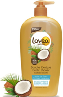 Гель для душа Кокос / Lovea Exotic Shower Coconut
