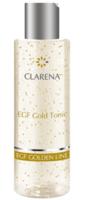 Гелевый тоник с коллоидным золотом и факторами роста / Clarena EGF Gold Tonic