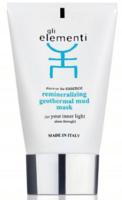 Грязевая маска для лица / GLI Elementi Remineralizing Geothermal Mud Mask
