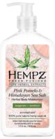 Молочко для тела Помело-Гималайская соль / Hempz Herbal Body Moisturizer Pink Pomelo & Himalayan Sea Salt