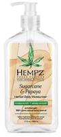 Молочко для тела Сахарный тростник и Папайя / Hempz Sugarcane & Papaya Herbal Body Moisturizer