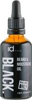 Масло для ухода за бородой и усами / idHair Black Beard Oil