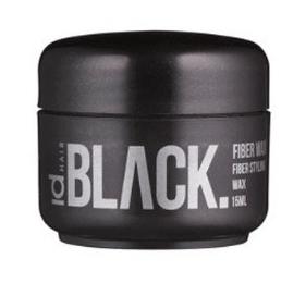 Воск для стайлинга сильной фиксации / idHair Black Fibre Boost- Fibre Wax