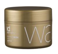 Воск для надежной укладки / idHair Gold Control Wax