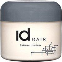 Воск для стайлинга экстрасильной фиксации / idHair Original Extrem Titanium