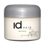 Воск для стайлинга легкой фиксации / idHair Original Soft Silver