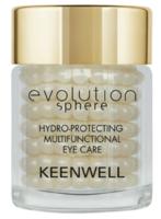 Увлажняющий защитный мультифункциональный комплекс для контура глаз / Keenwell Evolution Sphere Hydro-Protecting Multifunctional Eye Care