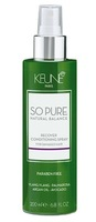 "Несмываемый кондиционер-спрей ""Восстанавливающий"" / Keune So pure Recover Conditioning Spray"