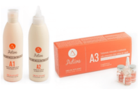 Комплекс для стимуляции роста волос / Delta Studio Home Therapy A1 - A2 - A3