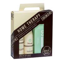 Комплекс для жирной кожи головы / Delta Studio Home Therapy D1 - D2 - D3