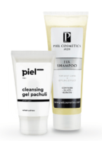 Комплекс: Очищение кожи лица и безупречная прическа для мужчин. Базовый комплекс 3