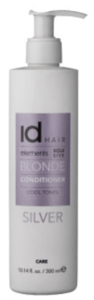 Кондиционер для осветленных и блондированных волос / idHair Elements Xclusive Silver Conditioner