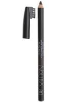 Косметический карандаш для бровей с кисточкой / Nouba Eyebrow Pencil with Brush