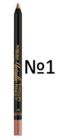 Косметический карандаш для глаз и губ / Deborah Metallic