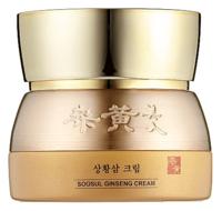 Крем для кожи лица с женьшенем / Soosul Ginseng Cream