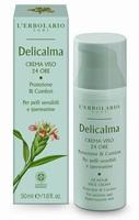 Крем для лица 24 часа Деликальма / L`Erbolario Delicalma Crema Viso 24 Ore