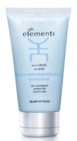 Крем для лица / GLI Elementi Active Anti-imperfections Treatment