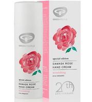 Крем для рук Дамасская Роза / Green People Damask Rose Hand Cream