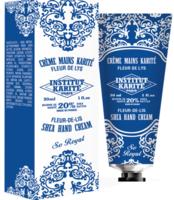 Крем для рук Лилия / Institut Karite Shea Hand Cream So Royal Fleur-de-Lis