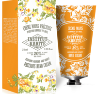 Крем для рук Миндаль и мед / Institut Karite So Precious - Shea Hand Cream Almond & Honey