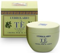 "Крем для тела ""Зеленый чай"" / L'Erbolario Te Verde Crema Per Il Corpo"