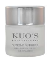 Крем питательный / Kuo's Professional Cream NUTRITIVE Supreme