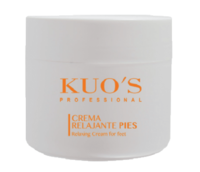 Крем расслабляющий для ног / Kuo's Professional Relaxing and Circulatory Cream for feet