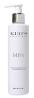 Крем увлажняющий / Kuo's Professional Moisturizing Body Cream MEN