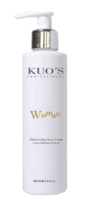 Крем увлажняющий / Kuo's Professional Moisturizing Body Cream WOMAN